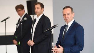 Auftakt der Verhandlungen: Kanzlerwahl nach 6. Dezember geplant