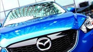Mazda CX-5 : Tavanomaisuutta uhmaten