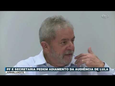 Polícia Federal Adia Primeiro Encontro De Lula E Juiz Moro