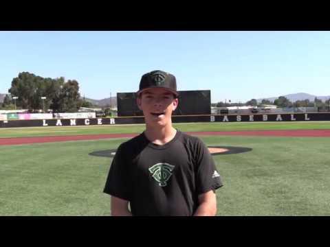 Jared Miller - Middle Infielder / Catcher - Thousand Oaks High School - Class of 2020