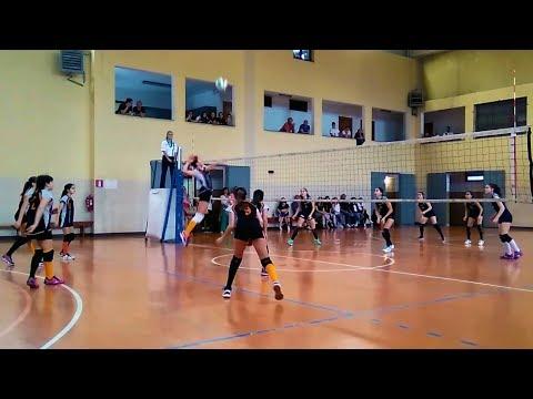 Pallavolo U13 femminile - seconda fase - Easyvolley  vs  Viscontini Milano