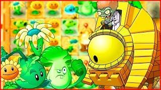 Босс. КИТАЙСКАЯ версия Растения против зомби от Фаника plants vs zombies 2 chinese version