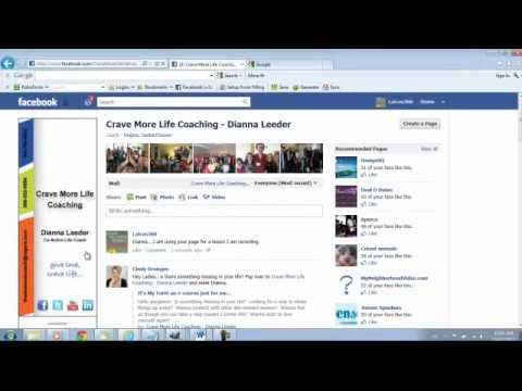 Facebook Profile – post