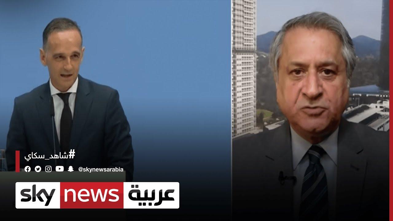 جاسم محمد: الشيء الوحيد الذي تضمنه المؤتمر هو مشاركة جميع الأطراف  - نشر قبل 1 ساعة