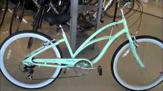 We have Electra Bicycles