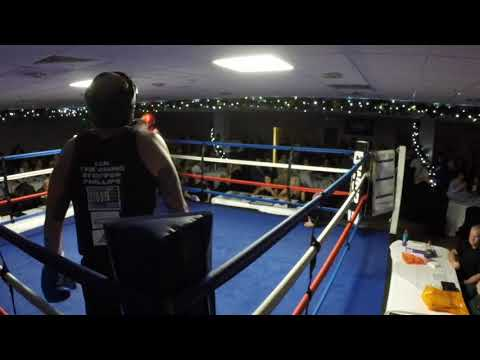 Ultra White Collar Boxing | Hull |Tony Radford VS Ian Phillips
