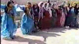 Kurdish helperke- a village wedding?