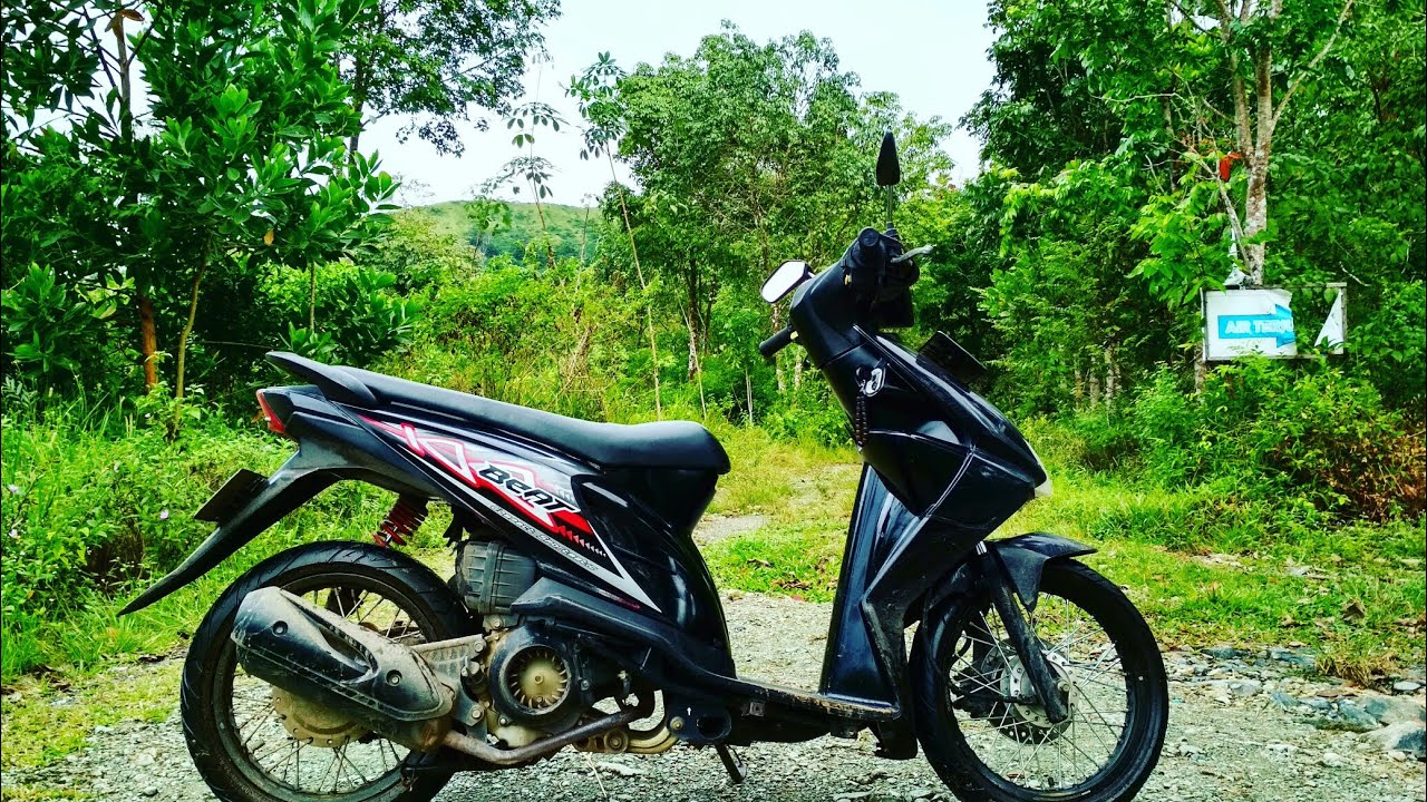 Modifikasi Motor Beat Karbu Ring 14 Otosarjana