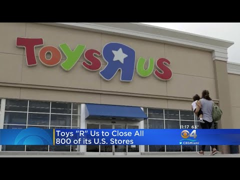 Toys R Us Is Planning To Liquidate Its US Operations