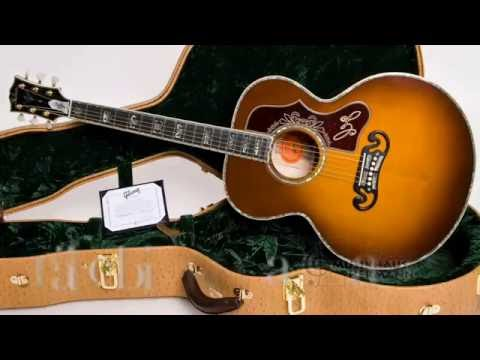 Gibson SJ200 Gallery Edition Majestic #6 - only6