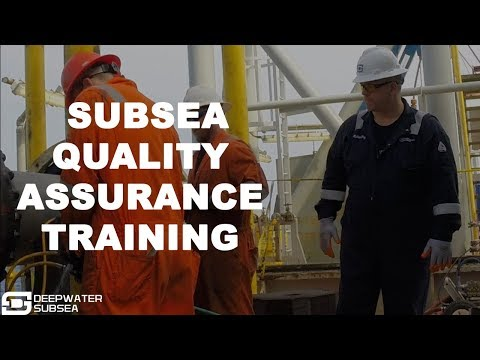 Quality Assurance Training for Oil and Gas