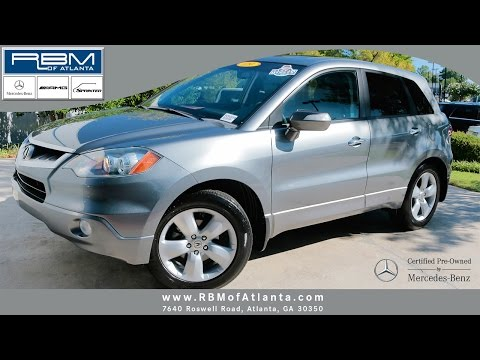 2009 Acura RDX BASE Atlanta GA M29059A SOLD!