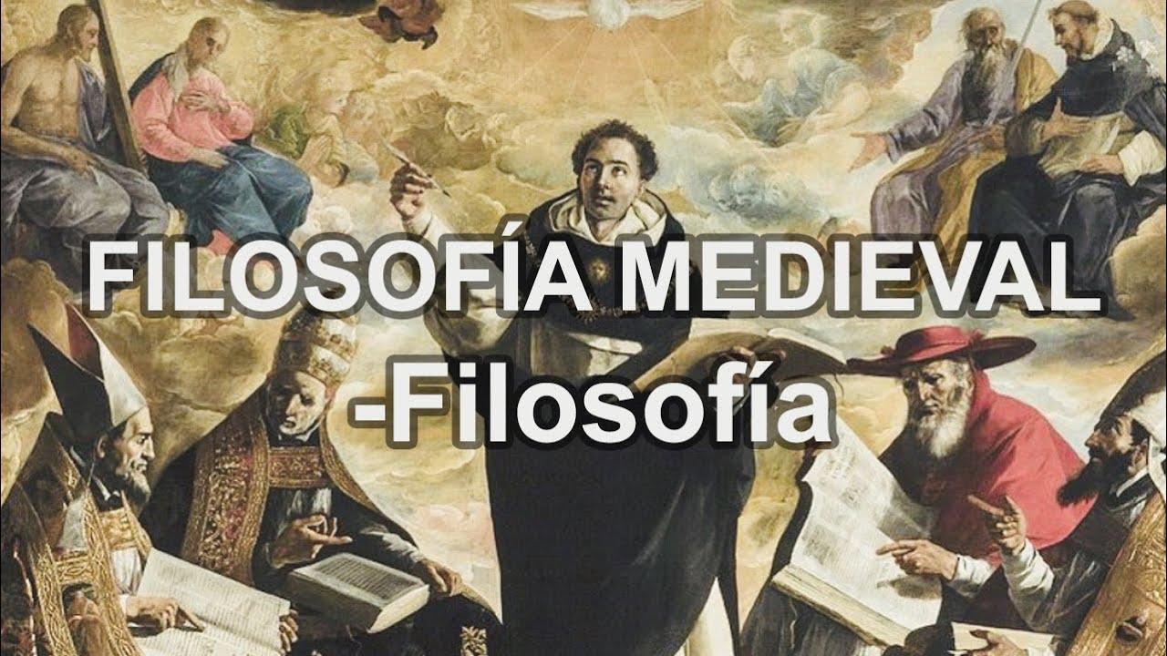 Introducción a la Filosofía Medieval - Filosofía - Educatina - YouTube
