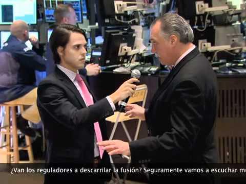 Alan Valdes on NYSE Deutsche Börse deal