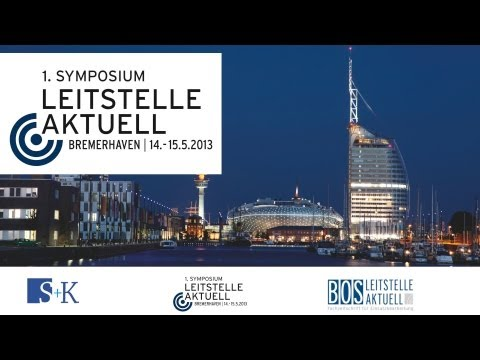1. Symposium Leitstelle Aktuell | Crew Ressource Management in der Leitstelle. - Marcus Rall