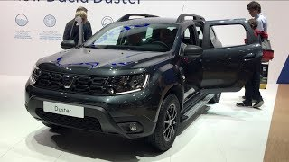 Dacia Duster 2018 In detail review walkaround Interior Exterior