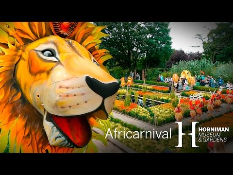 Horniman Museum and Gardens: Africarnival