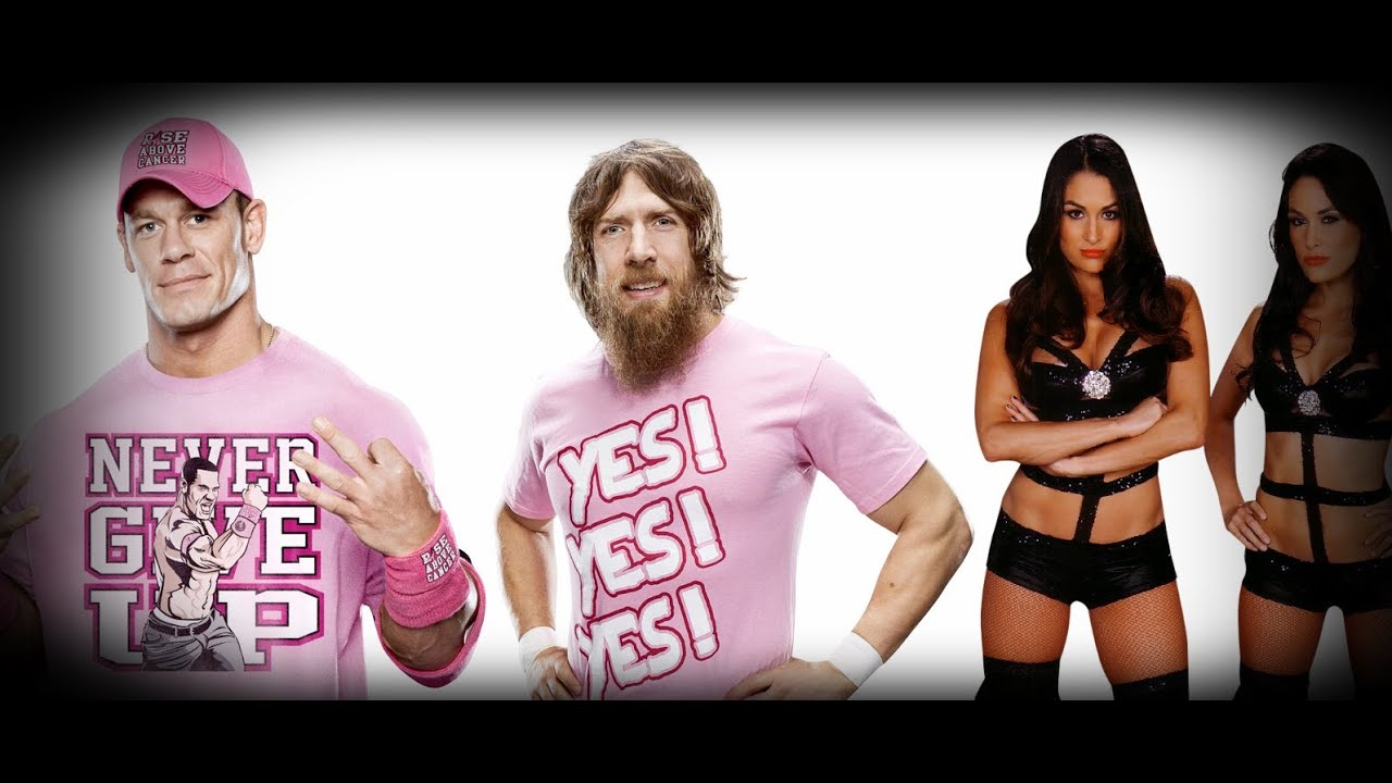 John Cena Daniel Bryan Set To Feud Again & The Bella Twins Splitting ...