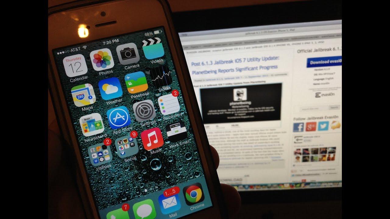 NEW Jailbreak iOS 8.1.2, 8.1.3 \u0026 8.2 Untethered iPhone 6 Plus, 6, 5S