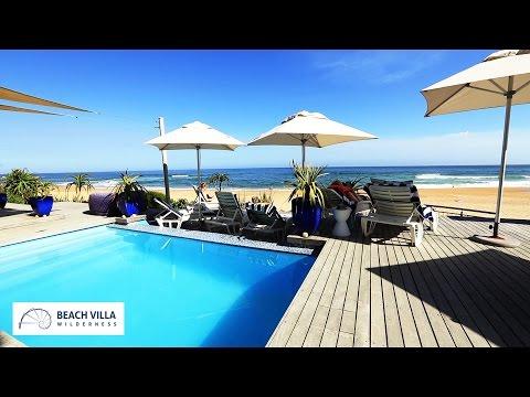 Beach Villa Wilderness Accommodation Garden Route South Africa