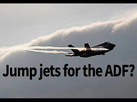 Jump jets for Australia? Benjamin Schreer, ASPI