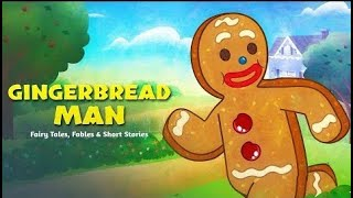 Gingerbread Man - Snow Queen -  Hansel & Gretel - Bedtime Stories For Kids