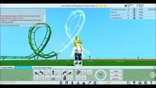 Roblox Roller Coaster Tycoon #2