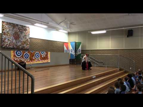 Scarlett five dock public school got talent 2014
