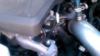 2007 CX-7 Engine noise on start up.