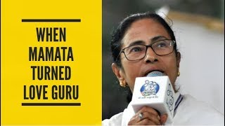 When Mamata Banerjee turned love guru
