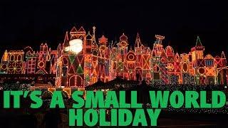 It's a Small World Holiday   Disneyland