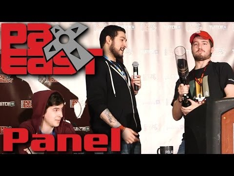 The Creatures 2014 PAX East Panel