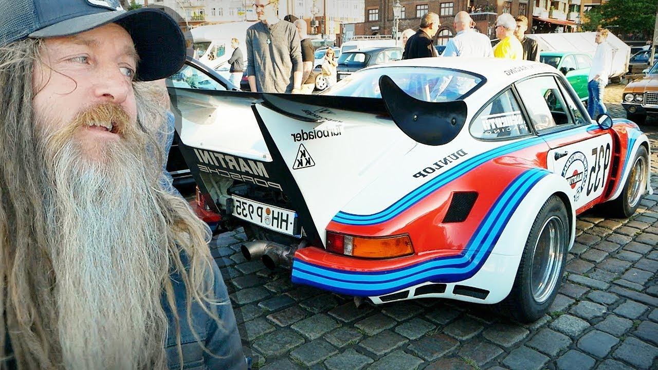 Magnus Walker Outlaw Gathering Hamburg Classic Porsche