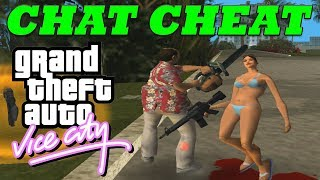 Viewers Control The Cheats During GTA Vice City Speedrun!