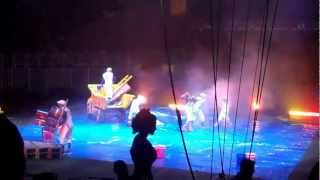 """Ringling Bros. and Barnum & Bailey Circus 143rd edition """"Built to Amaze"""" Clown Soap Gag"""