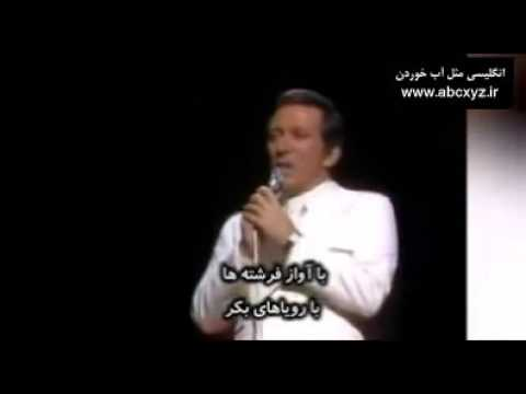‫Andy Williams  Love Story Farsi Subtitle‬