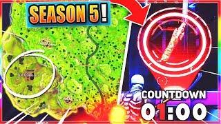 *NEW* Fortnite SEASON 5 LEAKS! - HUGE Fortnite Battle Royale SEASON 5 Leak! (Fortnite Season 5 INFO)