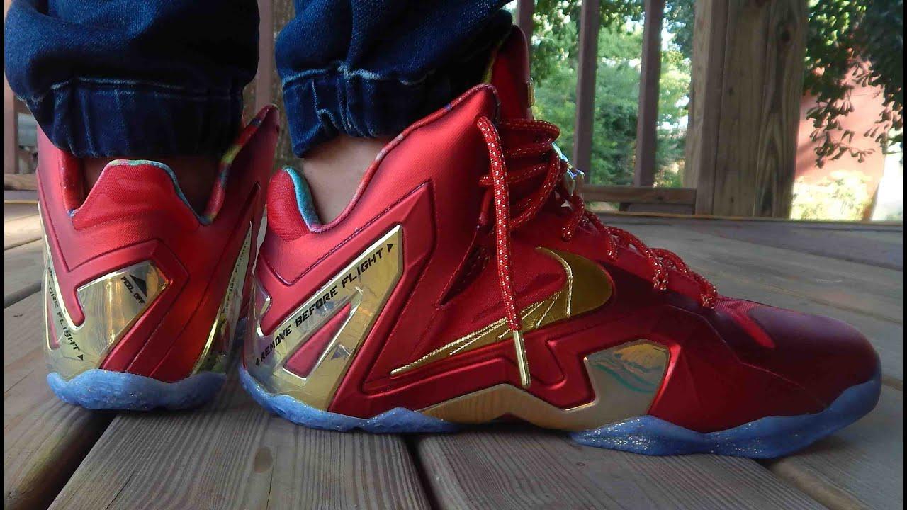 Nike Lebron 11 Elite SE \