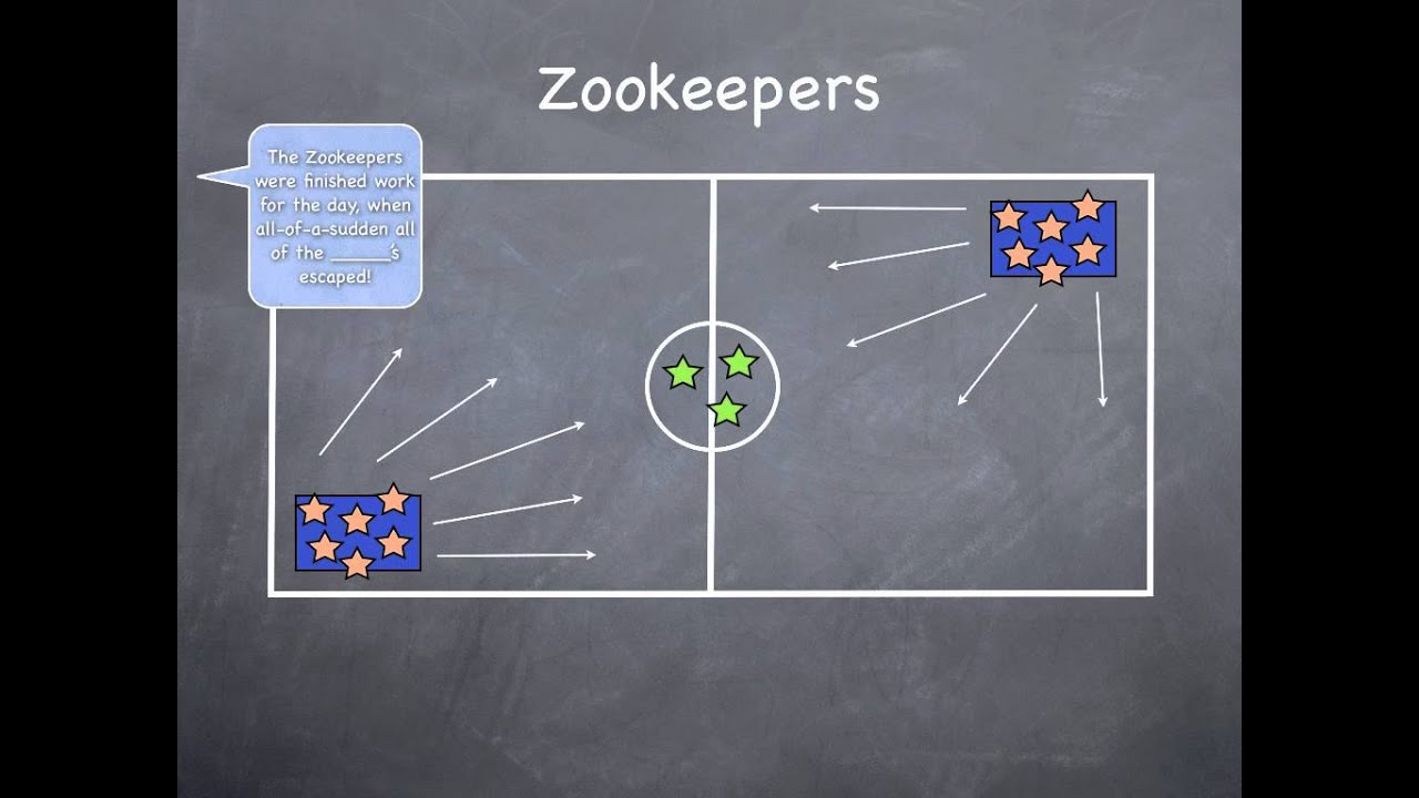 Zookeeper Game For Kids