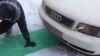 Как открыть  how to open Audi A4 B5 / VW Volkswagen Passat B5 с севшим аккумулятором(, 2015-01-10T15:44:45.000Z)