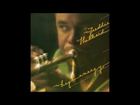 Freddie Hubbard-High Energy (Full Album)