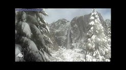 Yosemite Falls webcam - March 6, 2017
