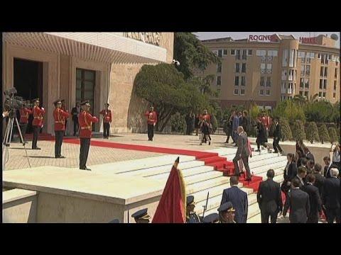 PA KOMENT - Vizita e Angela Merkel në Tiranë