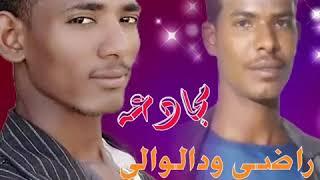 مجادعه/محمد الطيب حسين وراضي ودالوالي
