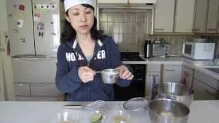 Healthy Key Lime Pie (no Bake) Hummingbird's Kitchen Episode 25