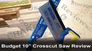 ножовка IRWIN 10503626 обзор
