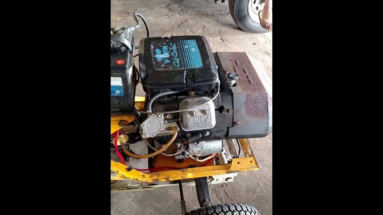 small resolution of cub cadet with 16hp kohler v twin engine