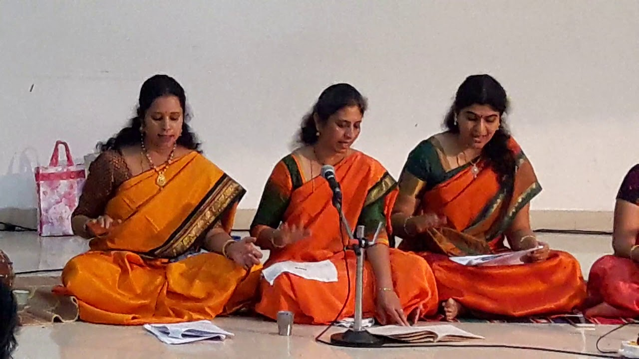 Recordings of Pancharathna krithis