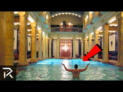 10 insane mansions in the world you wont believe whats inside - Biggest House In The World 2016