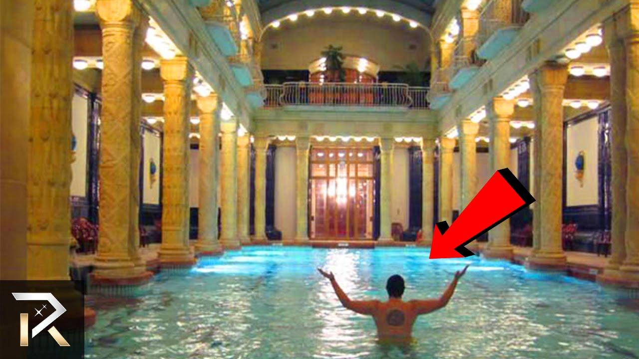 10 Insane Mansions In The World You Wont Believe Whatu0027s Inside!   YouTube